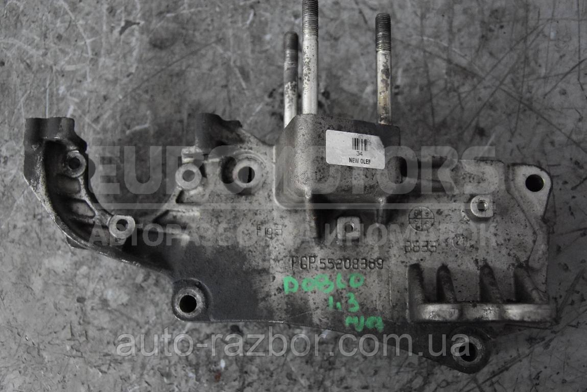 Кронштейн двигателя правый Fiat Doblo 1.3MJet 2000-2009 55208369 93599