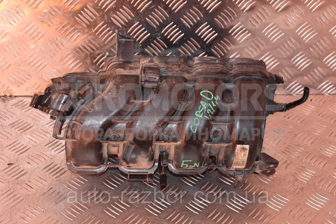 Коллектор впускной пластик Opel Corsa 1.4 16V (D) 2006-2014 55584978 107204