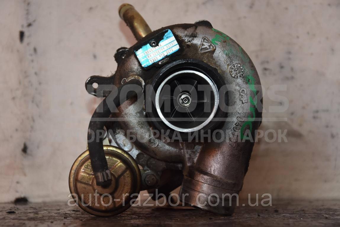 Турбина Citroen Jumper 2.3jtd 2002-2006 504070186 103524