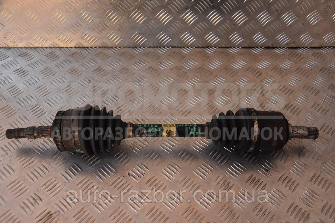 Піввісь передня ліва (22/22шл) з ABS (29) (Привід) Opel Meriva 2003-2010 1.8 16V