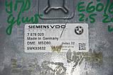 Блок управления двигателем BMW 5 2.5 24V (E60/E61) 2003-2010 7578020 119033, фото 2