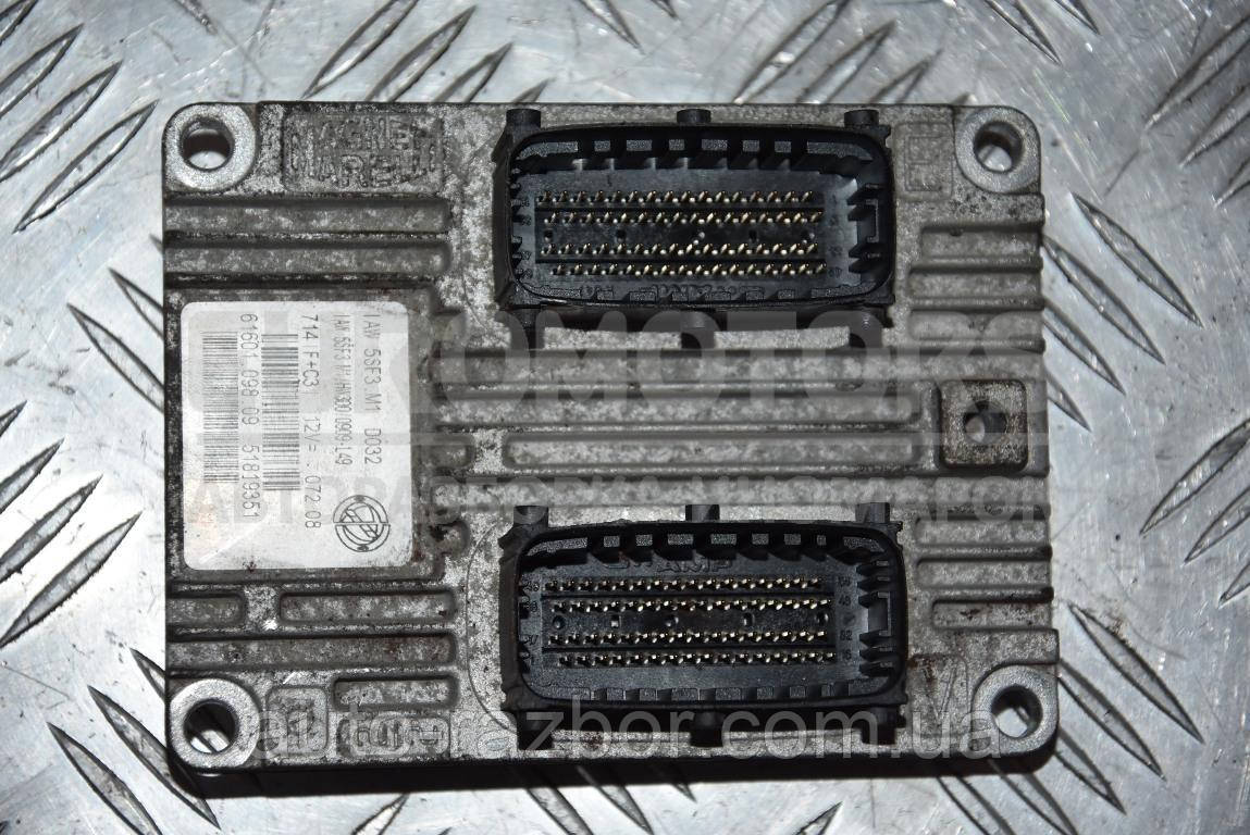 Блок управління двигуном Fiat Grande Punto 2005 1.2 8V 51819351