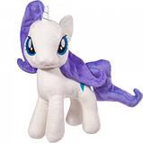 Мягкая игрушка лошадка Пони розовая Пинки, фото 2