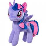 Мягкая игрушка лошадка Пони розовая Пинки, фото 4