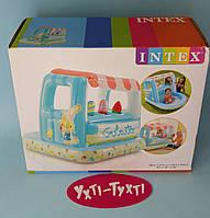 Надувной детский бассейн Intex, Мороженое, 127 x 102 x 99 см 48672