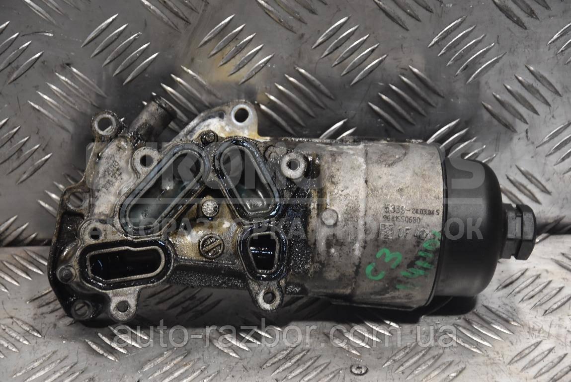 Корпус масляного фільтра Citroen C3 2002-2009 1.4 hdi 9641550680