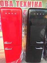 Двухкамерный холодильник Smeg FAB32 Черный