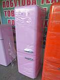 Двокамерний холодильник Smeg FAB32 Рожевий, фото 3