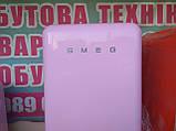 Двокамерний холодильник Smeg FAB32 Рожевий, фото 9