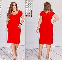 Платье женское big size, фото 1
