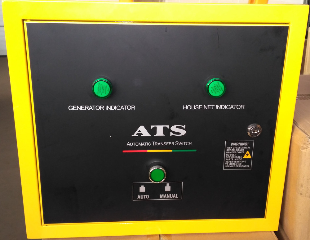 Блок автоматики для генератора EG12000E3