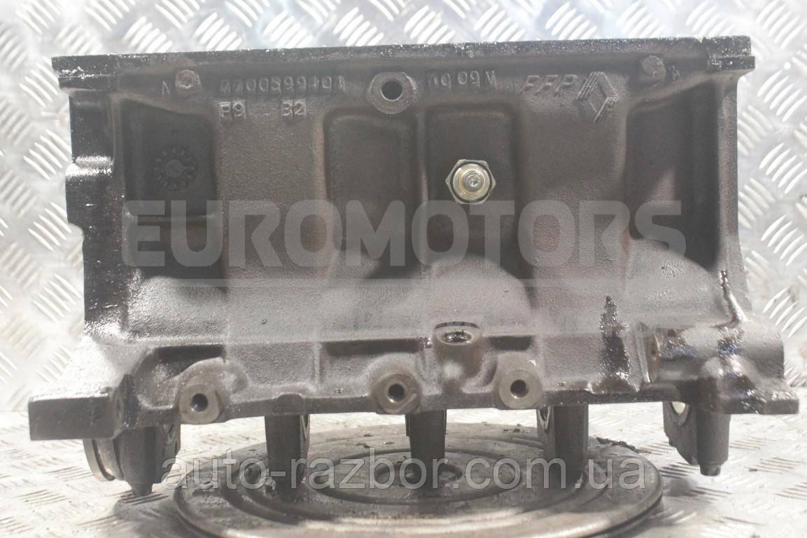 Блок двигуна Dacia Sandero 2007-2013 1.4 8V 7700599101