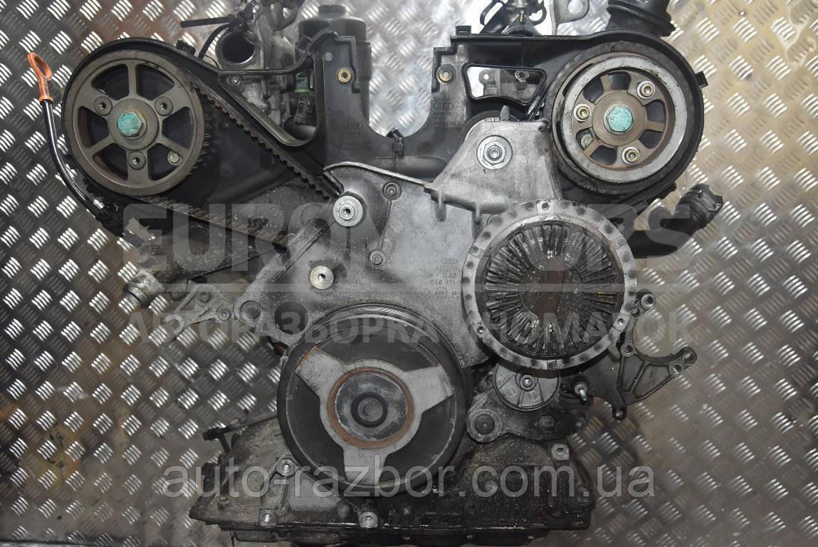 Двигун Skoda Superb 2002-2008 2.5 tdi AYM