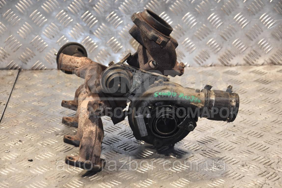 Турбіна (дефект) Citroen Jumpy 1995-2007 2.0 jtd 8V 9634521180