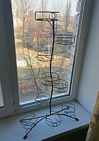 """Підставка для квітів на 9 чаш діаметром 13 см """"Дерево"""""""