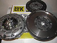 Демпфер / маховик + сцепление VW T5 2.5 (96kw) LUK (Германия)