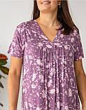 Жіноча нічна сорочка, Nikoletta, фото 3