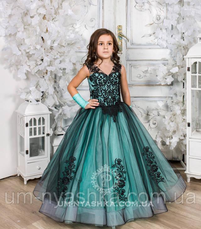 пышные элегантные платья для маленькой принцессы