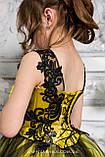 Пышное нарядное платье Камелия на 4-5, 6-7, 8-9 лет, фото 5
