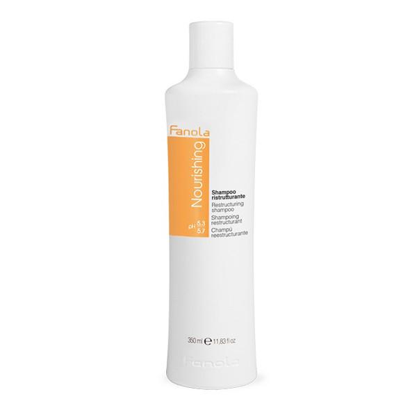 Реструктуризирующий шампунь для сухих волос Fanola Nourishing (Nutri Care) 350 мл