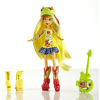 Эпплджек с гитарой Applejack Doll with Guitar