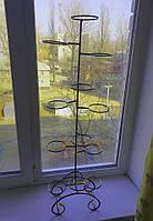"""Підставка для квітів на 12 кілець для орхідей """"Дерево"""""""