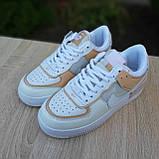 Жіночі кросівки Nike Air Force 1 Shadow, фото 2