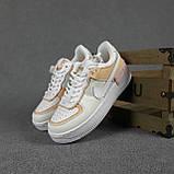 Жіночі кросівки Nike Air Force 1 Shadow, фото 3