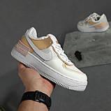 Жіночі кросівки Nike Air Force 1 Shadow, фото 4
