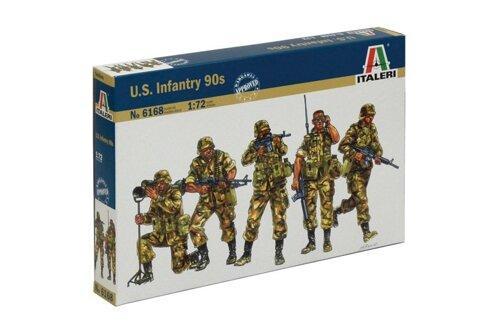 Italeri 1/72 U.S. Infantry 90s