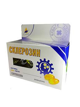 Склерозин 60 капсул (Экосвит Ойл) – улучшение памяти, хроническая усталость, атеросклероз