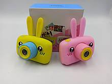 Детский цифровой фотоаппарат XL 500R Smart Kids Camera Зайчик