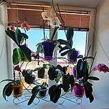 """Подставка для цветов на 15-17 чаш """"Фиалка-2"""", фото 3"""