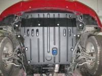 Защита двигателя и КПП для Honda Accord 8 '08-12, USA 2,0; 2,4; 3,5 (Полигон-Авто)