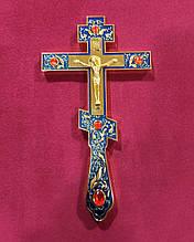 Требний хрест священнослужителя 26×15 см