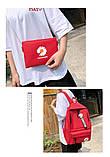 (4в1-как на фото)Рюкзак девушка 4в1 ткань Оксфорд сделанный в Китай спортивный городской стильный опт, фото 2