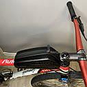 """Велосипедна сумка на раму """"Блискавка"""", фото 7"""