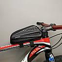 """Велосипедна сумка на раму """"Блискавка"""", фото 6"""