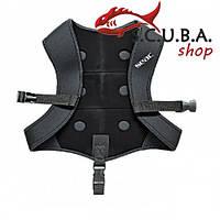 Жилет для грузов Vest Black Smooth Seac Sub