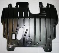 Защита двигателя и КПП для Mitsubishi Outlander '03-07, 2,0 T (Полигон-Авто)