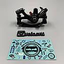 Калипер дисковий, механічний гальмо 160-140 Bolids, фото 5