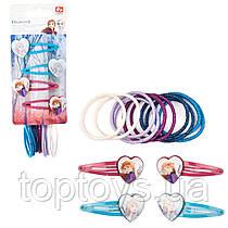 Набір шпильок і резинок Disney для волосся Frozen 2 (FR29162)