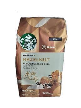 Кава мелена Starbucks Hazelnut Medium Roast Ground Coffee