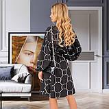 Женское красивое платье с пышной юбкой Гуччи, фото 2