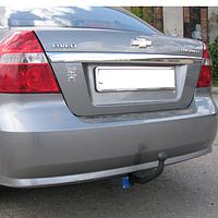 Фаркоп на Chevrolet Aveo 3 (2008--) Шевроле Авео