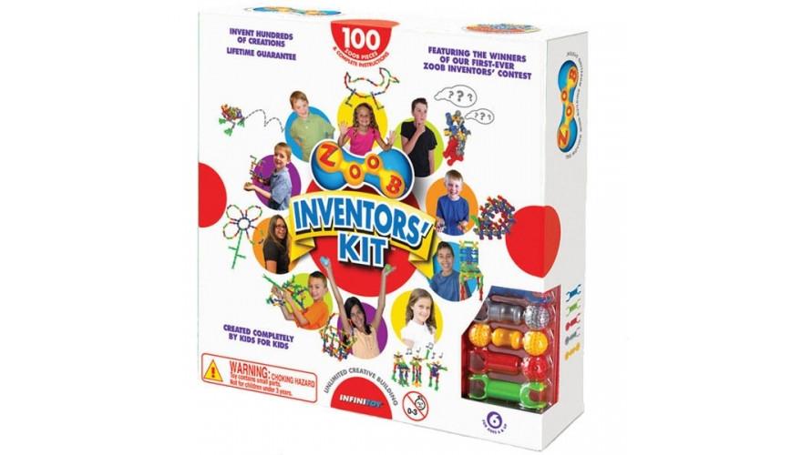 Конструктор ZOOB Inventor's Kit (11100)
