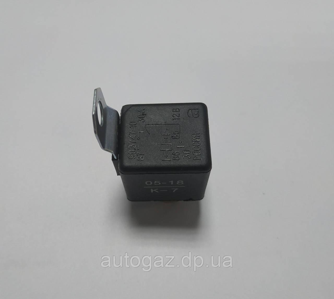 Реле 4-х контактна (АВАР) (шт)