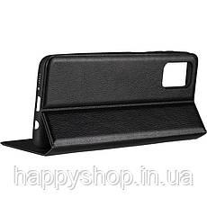 Чохол-книжка Gelius Leather New для Samsung Galaxy M51 (SM-M515) Чорний, фото 3