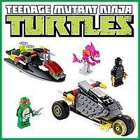 Конструктор Лего Черепашки Ниндзя Lego Turtles копия Bella