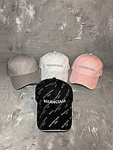 Женская кепка бейсболка Balenciaga